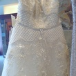 Joan Pillow Carolina Herrera dress