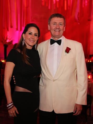 252 Houston SPA gala April 2013 Liz Glanville and Tom Glanville