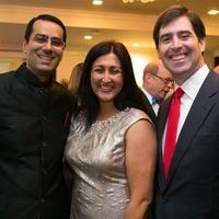 Houston, Opera in the Heights gala, May 2015, Ashish and Sameera Mahendru, Tim McConn