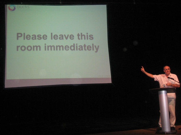 Austin Photo Set: News_Ashlea Miller_crowd psychology_October 2011_Dr. G Keith 2