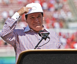 Pete Rose Ken Hoffman column