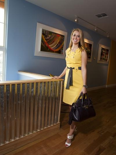 Arienne Brint, style file, la fisheria, Aug. 2012