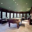 Billiard room in 9823 Preston Rd. in Dallas