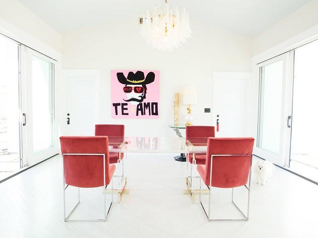 Sabrina Franzhiem's Residence in Marfa