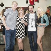 Karl Siebert, Louise Siebert, Linda Snorina, Sinan Gurman, CultureMap Dallas Tastemaker Awards