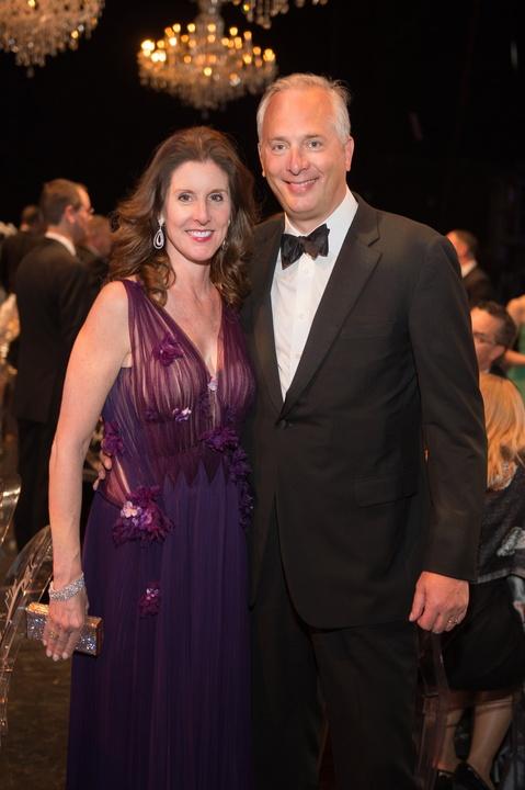 2096 Phoebe and Bobby Tudor at the Houston Grand Opera HGO 60th Anniversary March 2015