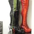 Tarra Gaines TUTS Kinky Boots Darius Harper as Lola February 2015  Kinky Boots