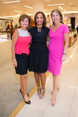 Key for a Cure Saks Lori Wolterman, Arvia Few and Ilena Trevino
