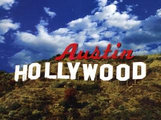 Austin Photo Set: News_lauren modery_austin hollywood_August 2011_sign