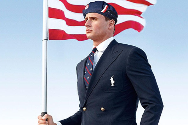 Ralph Lauren, Olympics, Opening Ceremony, uniforms