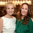 7 Leisa Holland Nelson, left, and Liz Glanville at the Corner Table business lunch July 2014