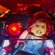 Barbara Gordon (Rosario Dawson) in The LEGO Batman Movie