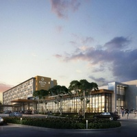 Watters Creek Convention Center rendering
