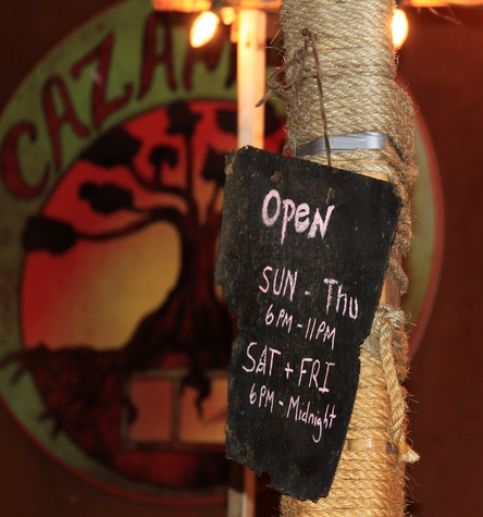 Austin Photo Set: News_Tiffany Harelik_Trailer food_Africa_August 2011_cazamance sign