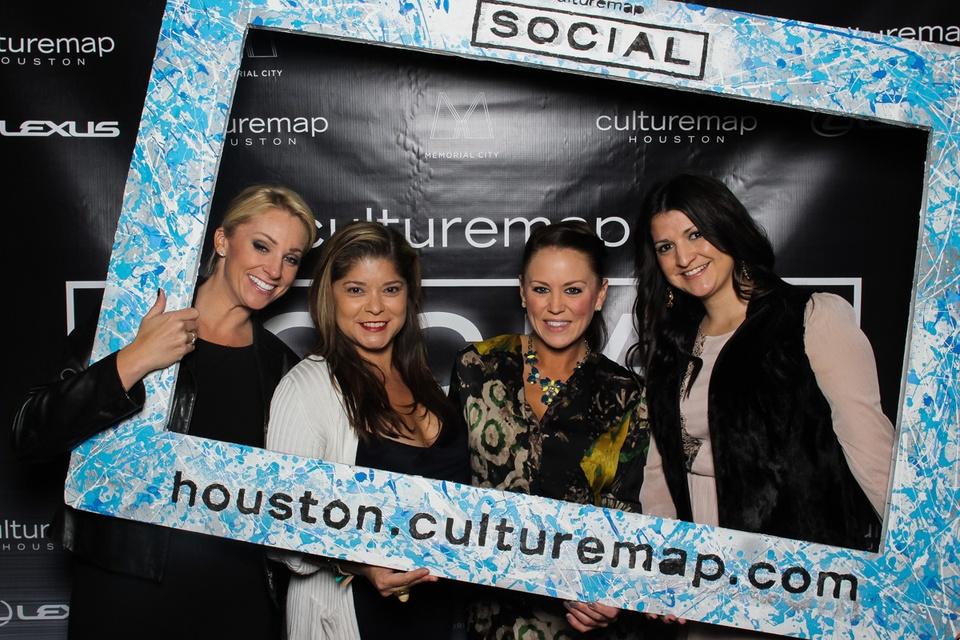 3 CultureMap Social at Gateway Smilebooth November 2014