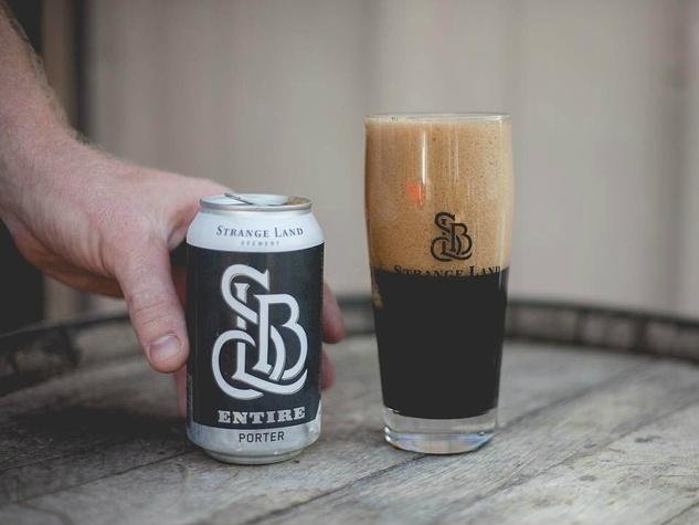 Strange Land Brewery beer
