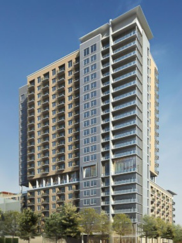 Regent Square, Houston, development, The Sovereign, apartment, tower