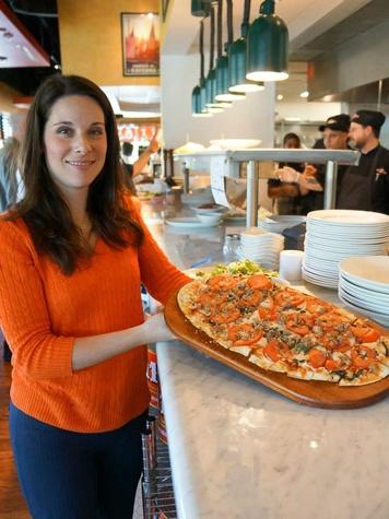 D'Amico's Italian Market Cafe Katy Brina D'Amico Donaldson