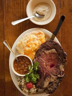 Salt Lick Cookbook, Jessica Dupuy, Scott Roberts, prime rib