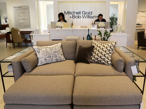 Exclusive Look: Inside New Mitchell Gold + Bob Williams Store   CultureMap  Houston