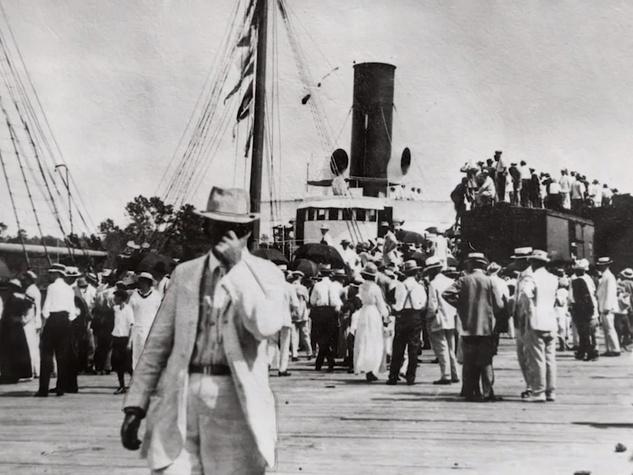 2 Houston Ship Channel - Deep Water Centennial documentary stills November 2014
