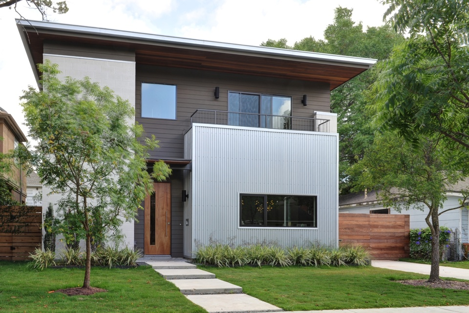 Houston, 5th Annual Houston Modern Home Tour, August 2015, 4224 Emory, exterior