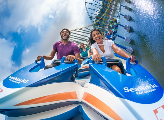 Houston, what to do this weekend, June 2017, Sea World roller coaster