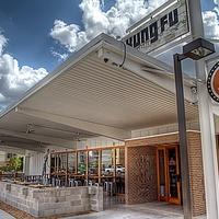 Kung Fu Saloon Houston exterior