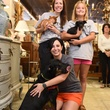 News, Shelby, Barks & Bubbles, Memorial Antiques, July 2015, Larissa Gavin, Julie Dodson,Emme Day