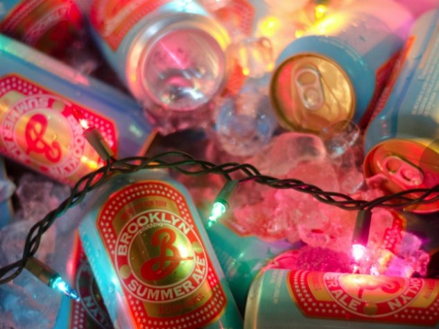 Brooklyn Brewery Mash - Beer Cans 2014