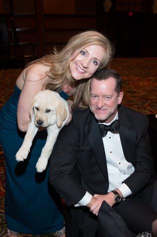 Michelle Hobbs, Robert Hobbs, Covenant House gala, April 2014