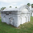 Galveston, haunted tours, October 2012, tomb, mausoleum, tombstones, cemetery