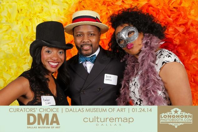 DMA Curators Choice, Photobooth