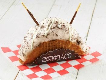 Cotton candy taco wins 2018 State Fair of Texas Big Tex Choice Awards