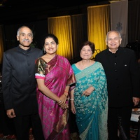 Houston, Tapestry Gala, May 2015, Parvathaneni Harish, Srimathi Nandita, Sushma Mahajan, Devinder Mahajan