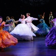 TUTS 2014-2015 season Cinderella 2294 Laura Osnes, Santino Fontana and the ensemble of Cinderella