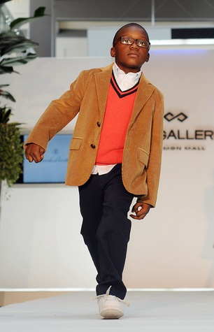 News, Shelby, MD Anderson Children's Fashions, August, 2014, Fre'derick Redd III wearing Brooks Brothers