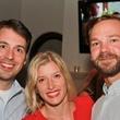 Heroes Rise Fundraiser 2014 in Austin Matt Root, Pepper & Charlie Amman