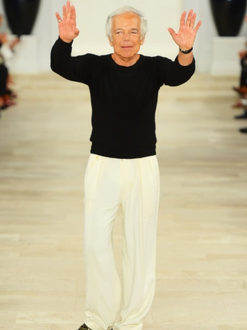 Clifford, Fashion Week spring 2013, Ralph Lauren, September 2012