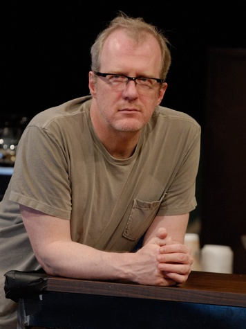 Tracy Letts, playwright and screenwriter, August Osage County head shot