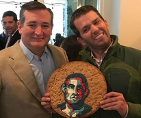 Ted Cruz Donald Trump Jr