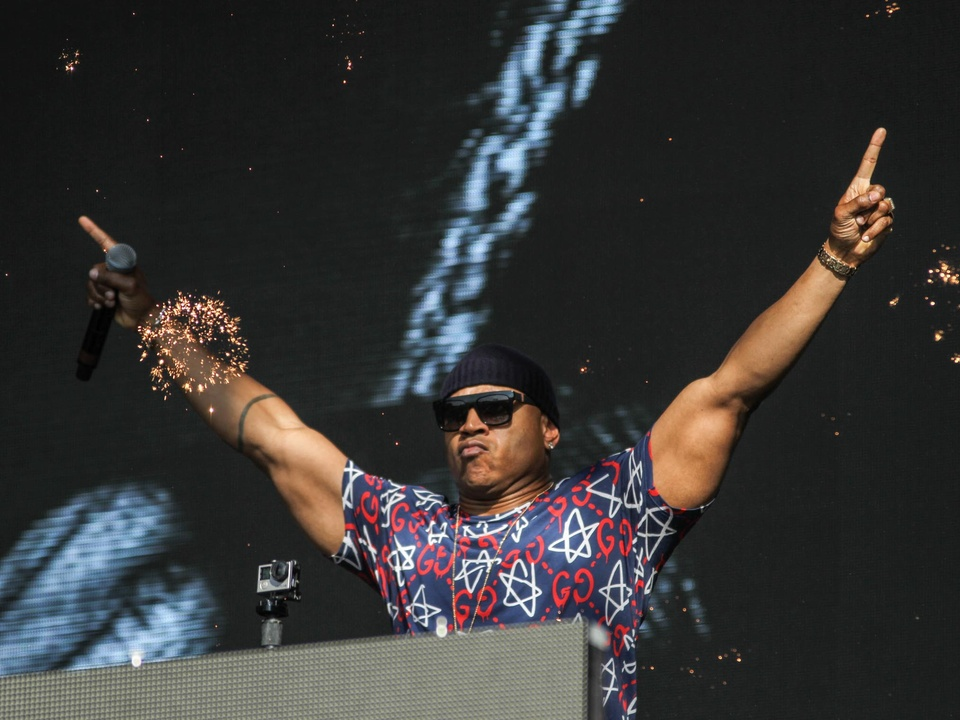 Austin City Limits Festival 2016 Weekend Two LL Cool J