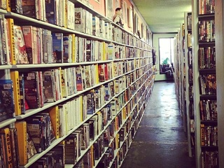 Vulcan Vide_DVDs_North Loop location
