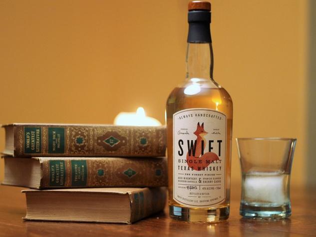 Swift Single Malt Whiskey