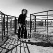 Models.com photo shoot in Marfa, Texas