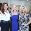 ChildBuilders luncheon  Dallas Rowden, Tammie Johnson, Tracy Faulkner