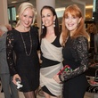 19. Jennifer Brown, from left, Beth Muecke and Gracie Cavnar at Little Black Dress March 2014