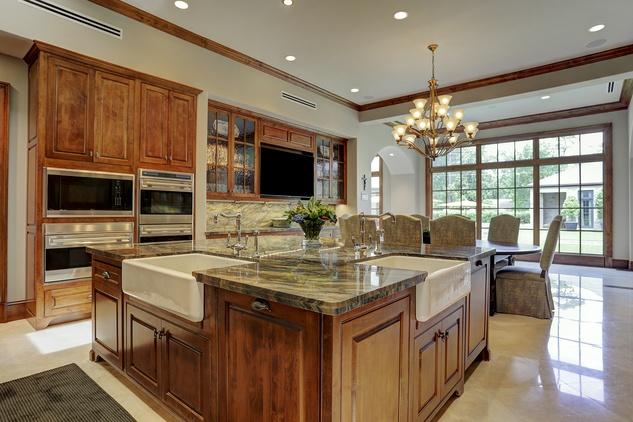 Houston, Buckingham 527, June 2015, Kitchen