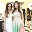 Sneha Merchant, Amy Dichoso at APAHA kickoff party at Prada