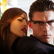 Eiza Gonzalez and Zane Holtz in From Dusk Till Sawn the Series on El Rey Network